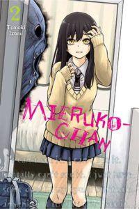Mieruko chanV.2 Cover