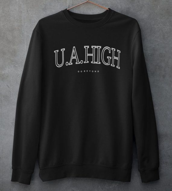 My Hero Academia UA High Sweatshirt