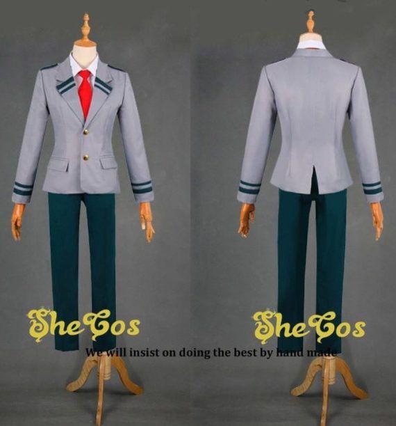My Hero Academia Mens Uniform
