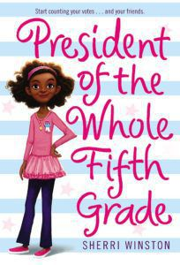 cover of President of the Whole Fifth Grade