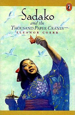 sadako sasaki paper cranes origami in books