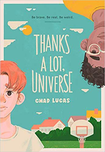 Thanks a Lot, Universe by Chad Lucas