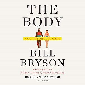 Audible cover of The Body