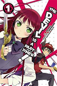 The Devil Is a Part-Timer - Satoshi Wagahara & Akio Hiiragi