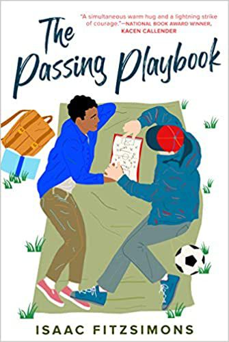 The Passing Playbook by Isaac Fitzsimons cover