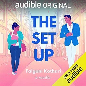 Audible cover of The Set Up