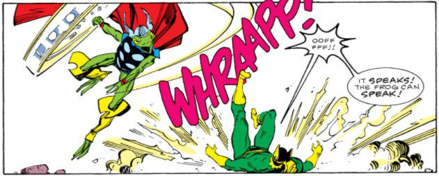 #SuperheroProblems: So You're a Weird Animal Thing Now
