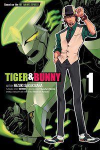 Tiger and Bunny - Sunrise & Mizuki Sakakibara