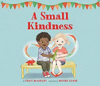 Cover of A Small Kindness by McAnulty