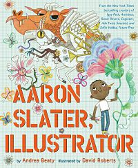 Cover of Aaron Slater, Illustrator by Beaty