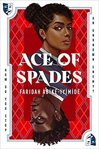 Ace of Spades by Faridah Àbíké-Íyímídé cover