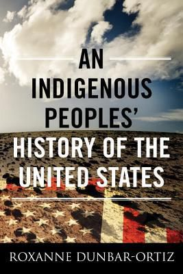 book cover of an indigenous people's history of the united states