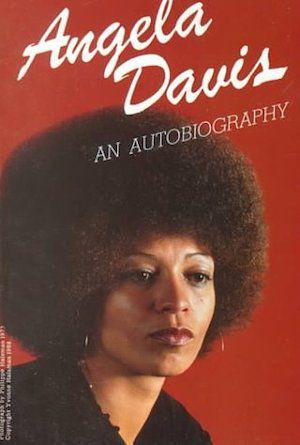Angela Davis: An Autobiography book cover