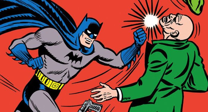 That Time Batman Stopped All Crime Forever