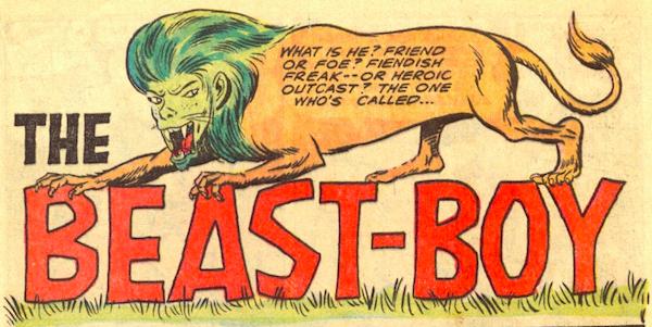 Beast Boy cover