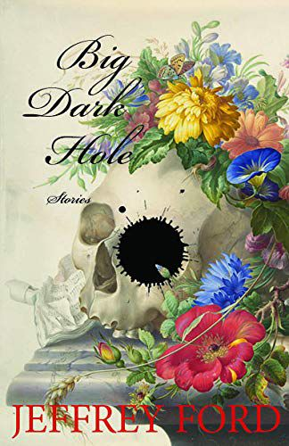 cover of big dark hole by jeffrey ford
