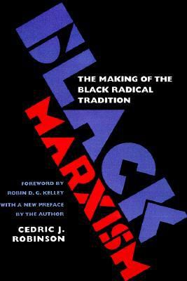 cover of black marxism