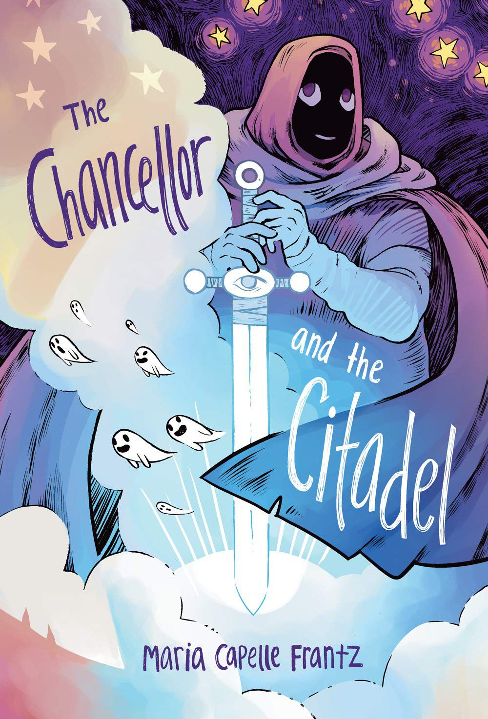 The Chancellor and the Citadel cover