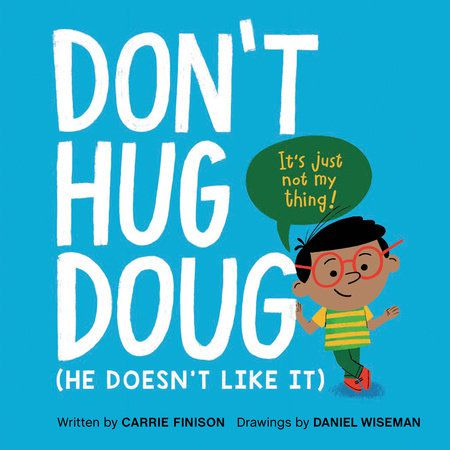 Cover of Don't Hug Doug by Finison