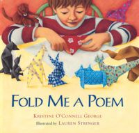 Poetry with origami