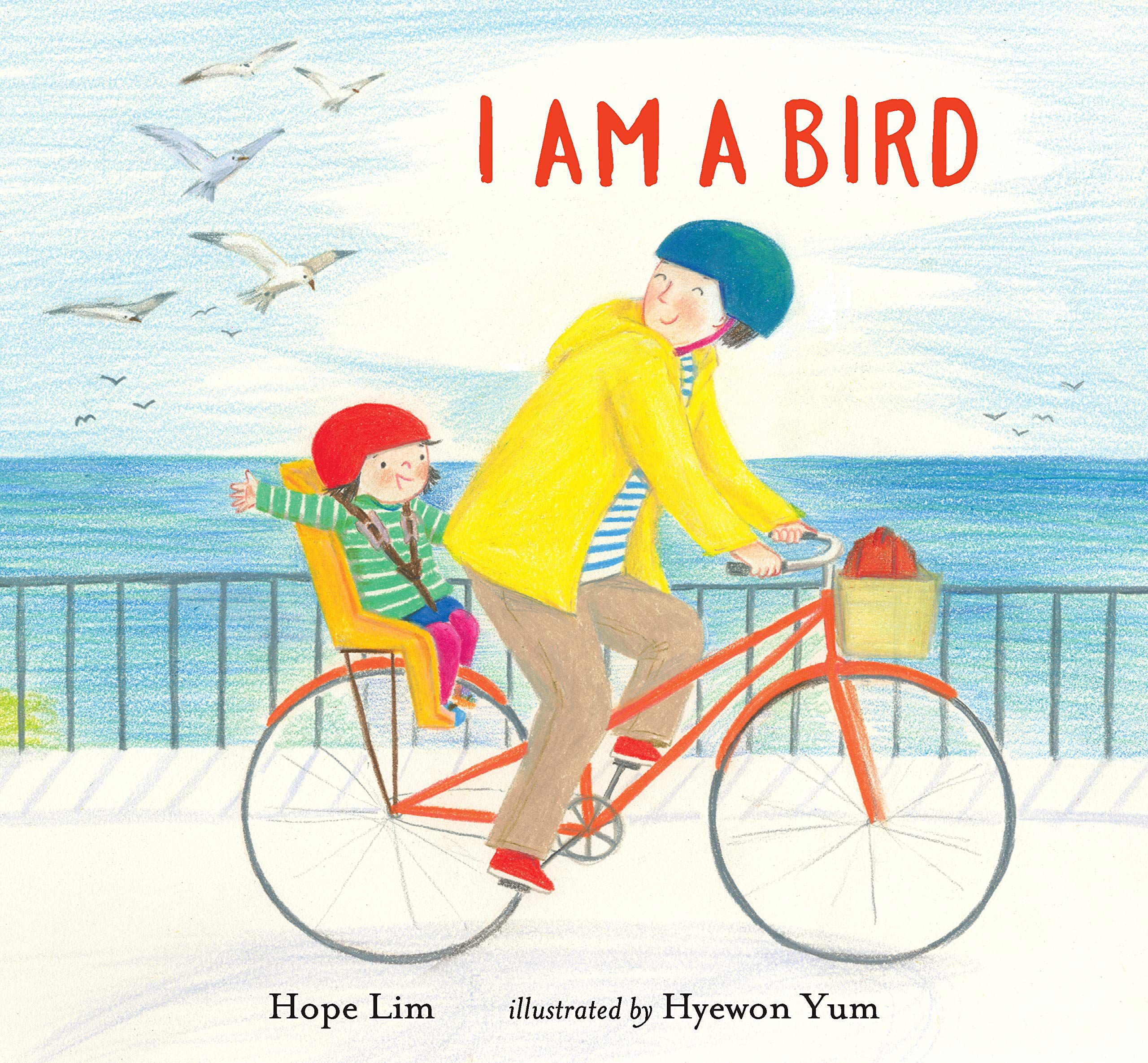 Cover of I am a Bird by Lim