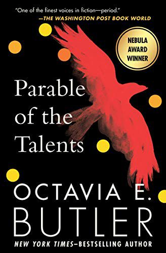cover image of Parable of the Talents by Octavia E. Butler