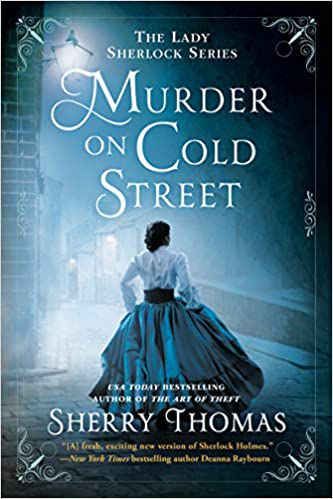 cover image of Murder on Cold Street by Sherry Thomas