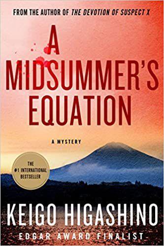 imagem da capa de A Midsummer's Equation, de Keigo Higashino