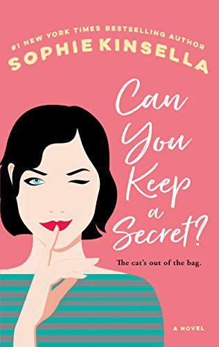 cover image of Can You Keep a Secret? by Sophie Kinsella