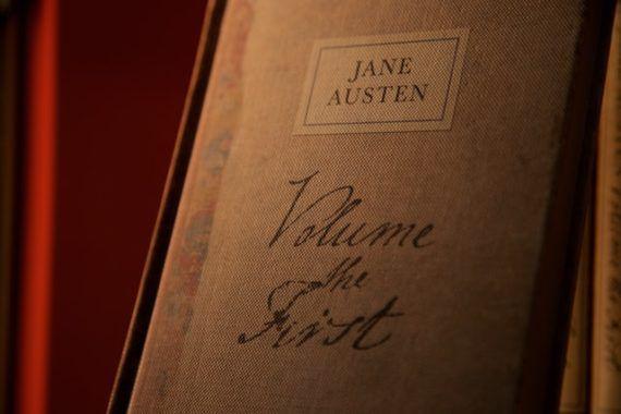 Photo of a Jane Austen book https://unsplash.com/photos/WmzeEeHnfW4