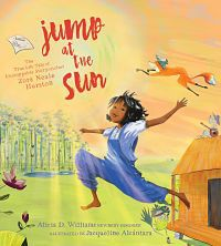 Cover of Jump at the Sun by Williams