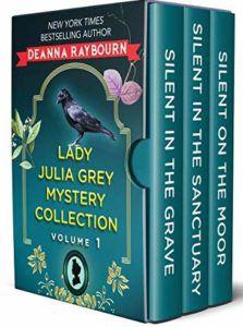Coleção de mistério Lady Julia Gray
