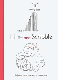 Cover of Line and Scribble by Vogrig