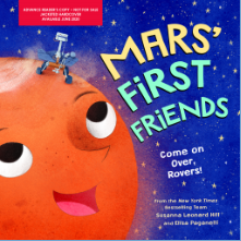 Mars' First Friends Book Cover