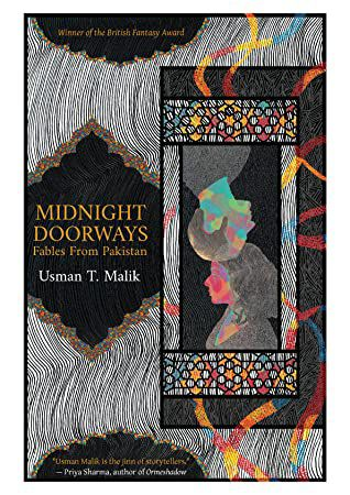 cover of Midnight Doorways by Usman T. Malik