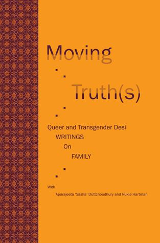 Cover of Moving Truth(s) edited by Aparajeeta Duttchoudhury