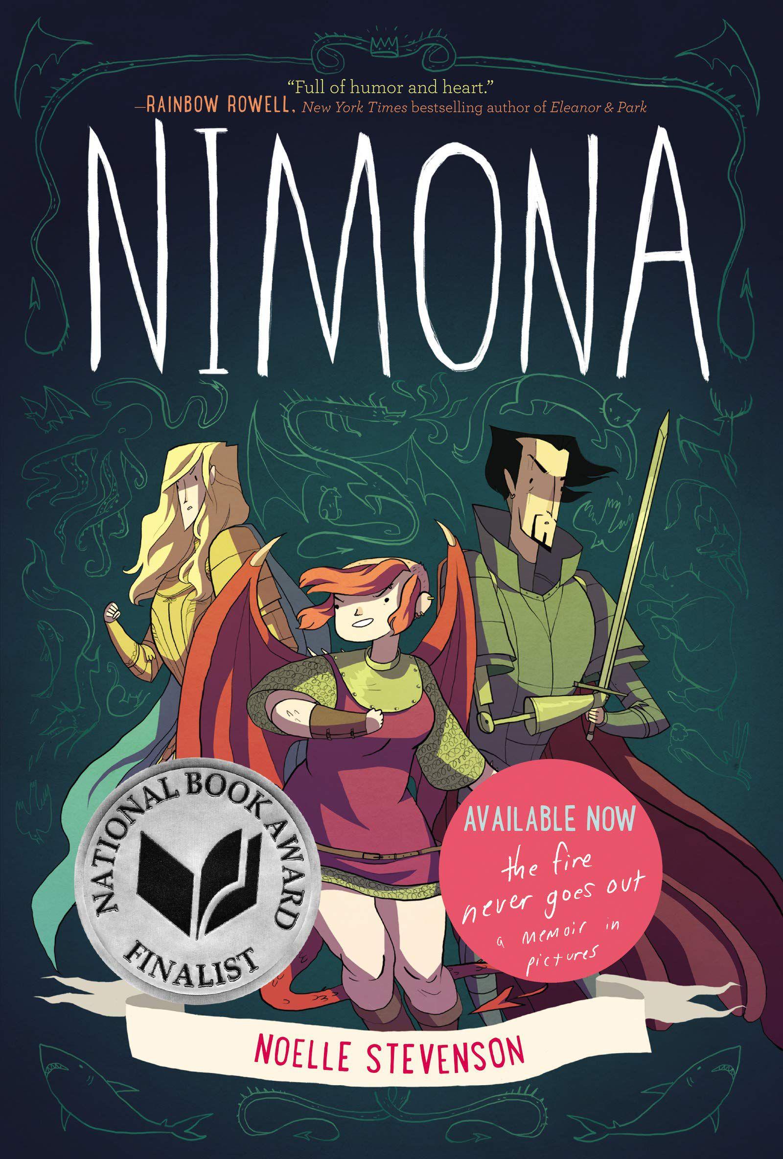 Nimona cover