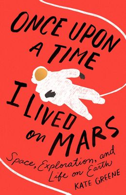once upon a time i lived on mars book cover