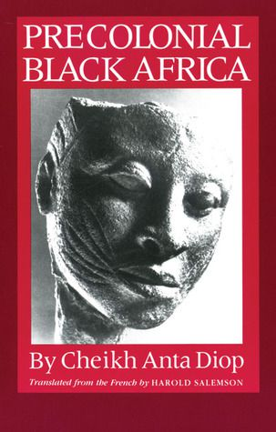 book cover of precolonial black africa