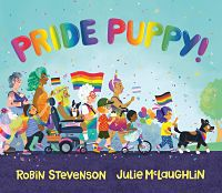 Cover of Pride Puppy by Stevenson