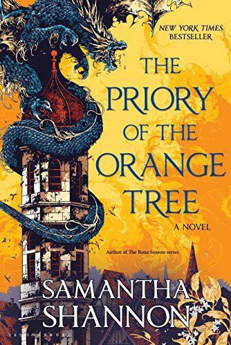 Priory of the Orange Tree cover