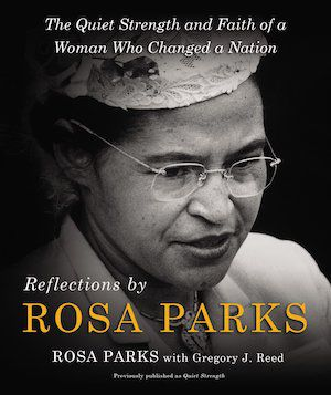 Reflections by Rosa Parks book cover