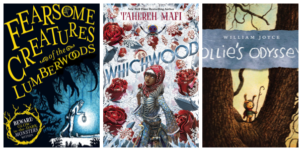 summer scares middle grade cover collage