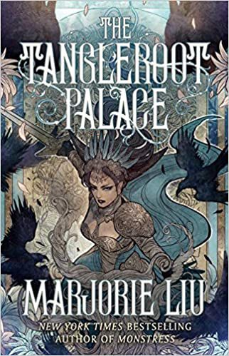 cover of tangleroot palace by marjorie liu