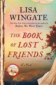 O livro dos amigos perdidos