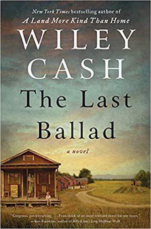 The Last Ballad book cover