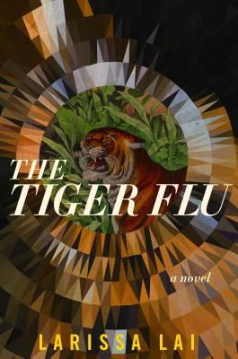 Cover of The Tiger Fly by Larissa Lai