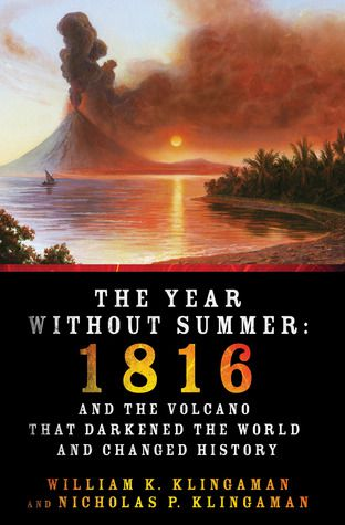 book cover of the year without a summer