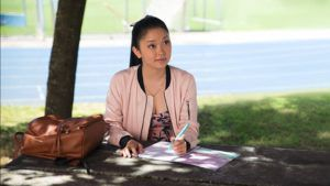 to all the boys ive loved before film still