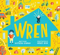 Cover of Wren by Lehman